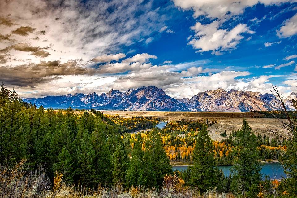 Snake River - Oregon, Idaho, Nevada